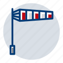 weather, weather forecast, wind, windsock, windy icon
