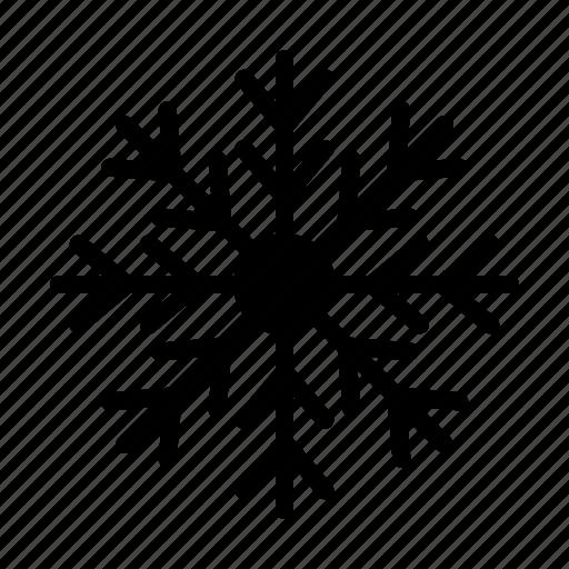 christmas, snow, snowflake, weather, weather forecast, winter icon