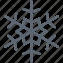 flake, snow, forecast, snowflake, weather, winter