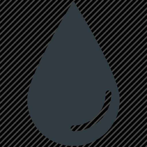 Blood, drop, rain drop, tear, water drop icon - Download on Iconfinder