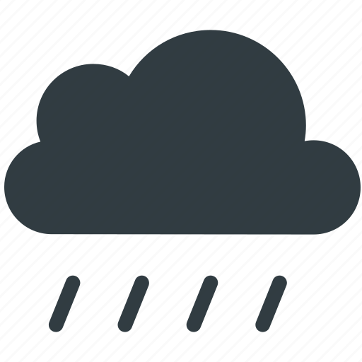 Atmosphere, cloud, rain, raindrops, raining, weather icon - Download on Iconfinder