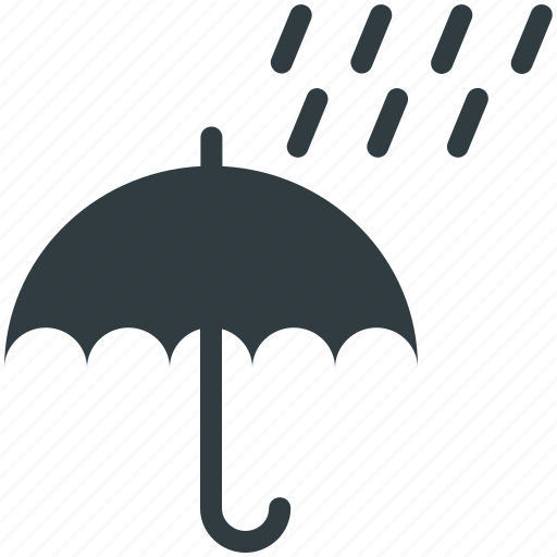 Rain protection, raining, rainy weather, umbrella, weather icon - Download on Iconfinder