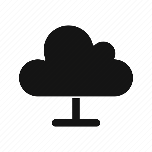 cloud, cloudy, computing, network, storage, upload icon