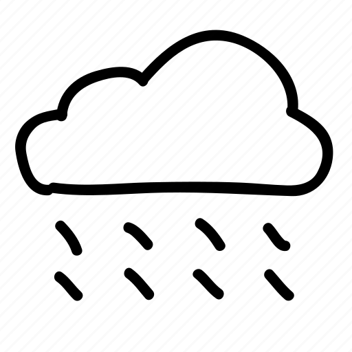 cloud, clouds, forecast, rainy, sky, weather, windy icon