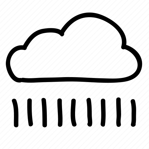 cloud, clouds, forecast, rain, raincloud, sky, weather icon