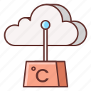 cloud, forecast, station, weather
