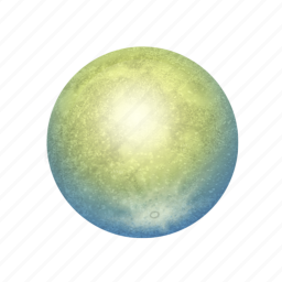 clear, forecast, moon, night, weather icon