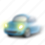 car, danger, driving, fog, forecast, haze, weather icon