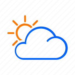 clear, day, weather icon