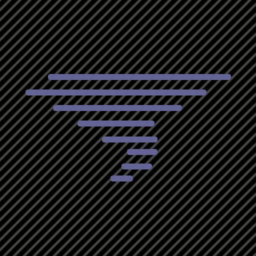 tornado, weather icon