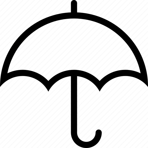 insurance, nature, umbrella, weather icon