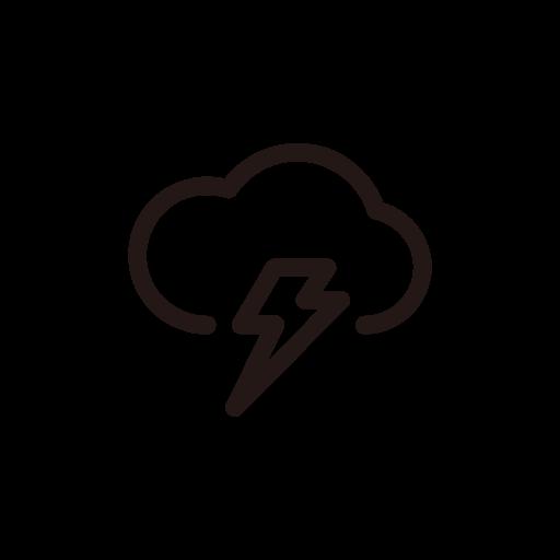 hurrican, lightening, storm, thunder, tornado, weather icon