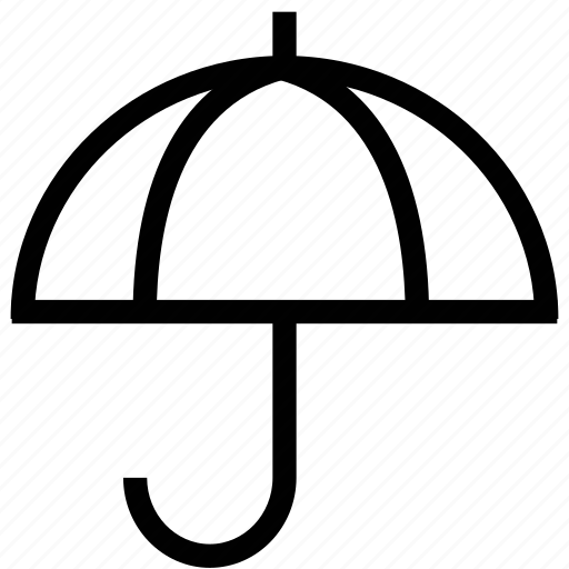 parasol, protection, shade, umbrella icon