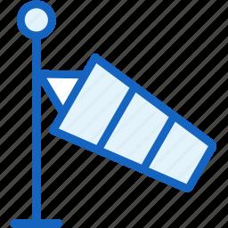 direction, vane, weather, wind icon