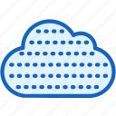 fog, haze, weather icon