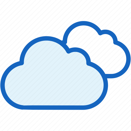 cloudy, weather icon