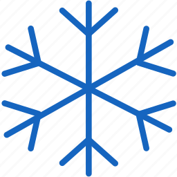 cold, snow, weather, winter icon