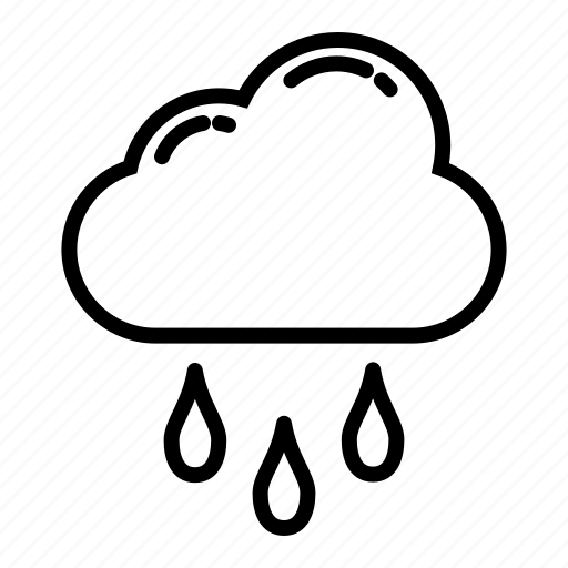 cloud, rain, storm, weather, weather1, wind icon