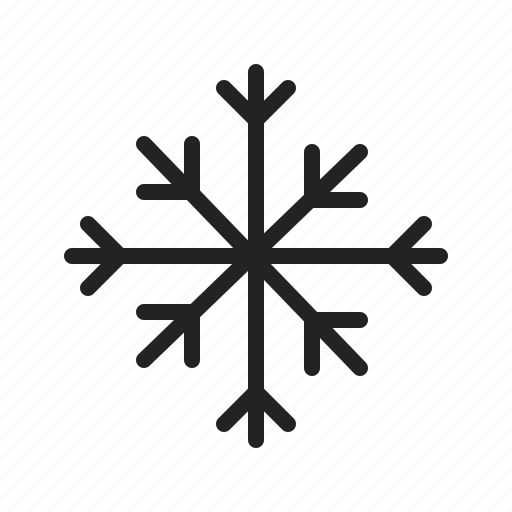 cold, flake, snow, snowflake, weather, winter icon