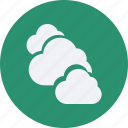 clouds, forecast, vacation, weather icon