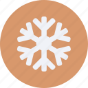 clouds, forecast, snowflake, vacation, weather icon