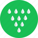 clouds, forecast, raining2, vacation, weather icon