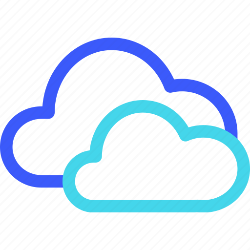25px, cloudy, iconspace icon
