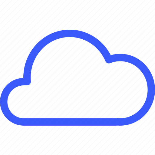 25px, cloud, iconspace icon