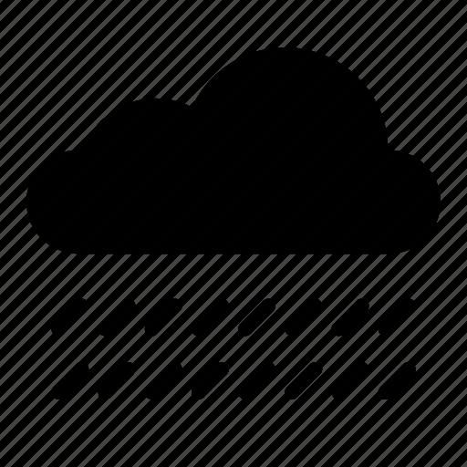 cloud, clouds, nature, rain, raincloud, sky, weather icon