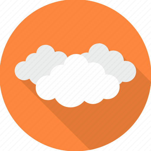 cloud, clouds, cloudy, forecast, network, rain, weather icon