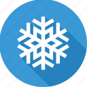 cold, freeze, ice, snow, snow flake, weather, winter icon