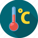 barometer, celsius, degree, fever, hot, temperature, weather icon