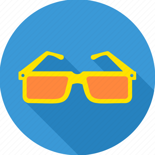 eyeglasses, eyes, glass, glasses, spectacles, spects, sunglasses icon