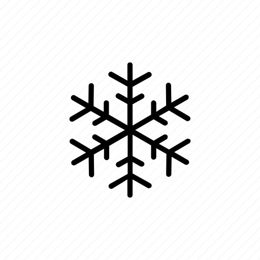 forecast, snow, snow flake, weather, winter icon
