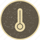 heat, temperature, thermometer icon