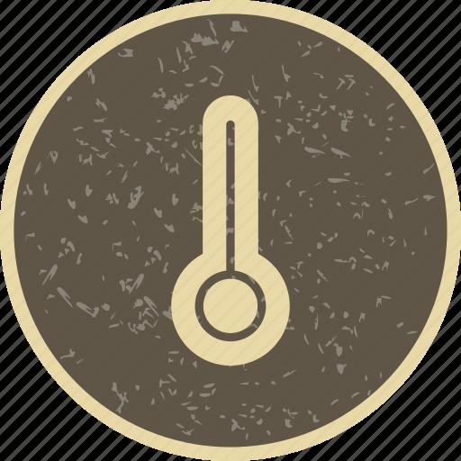 heat, temperature, thermometer icon
