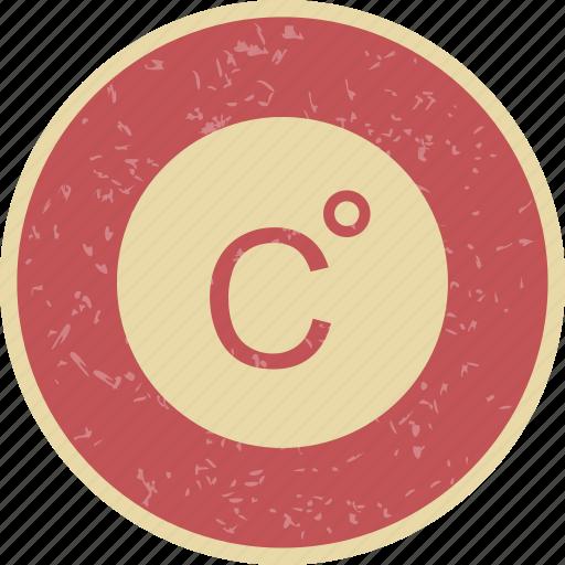 celcius, degree, temperature icon