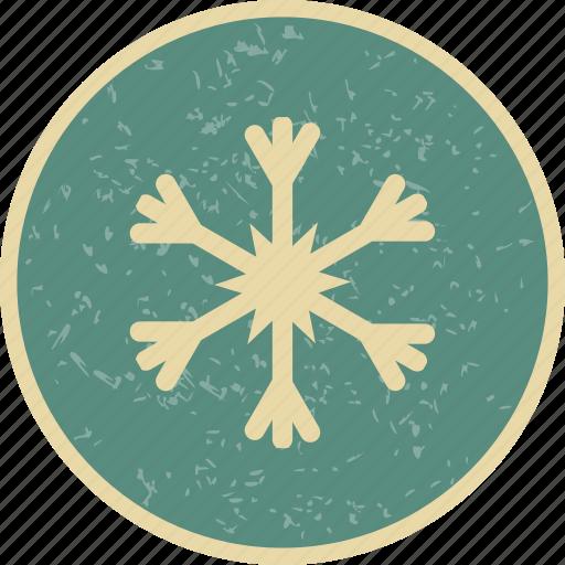 snow, snow fall, snow flake icon