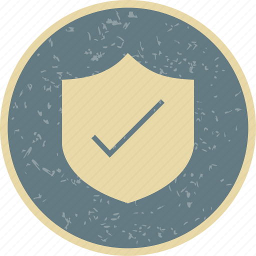 access, proctection, sheild icon