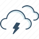 cloud, forecast, interface, moon, ui, weather icon