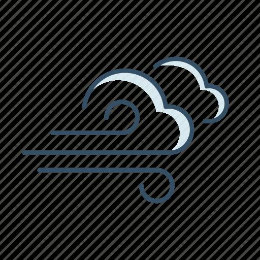 cloud, forecast, moon, snow, ui, weather icon
