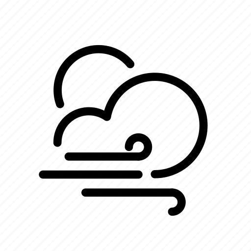cloud, cloudy, forecast, moon, ui, weather icon