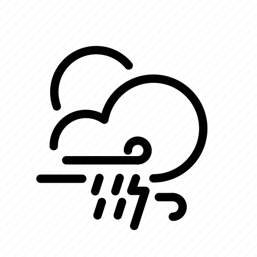 cloud, forecast, moon, network, ui, weather icon