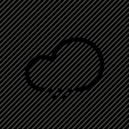 cloud, forecast, moon, sun, ui, weather icon