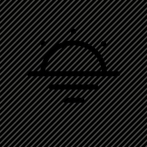cloud, computing, forecast, rain, ui, weather icon