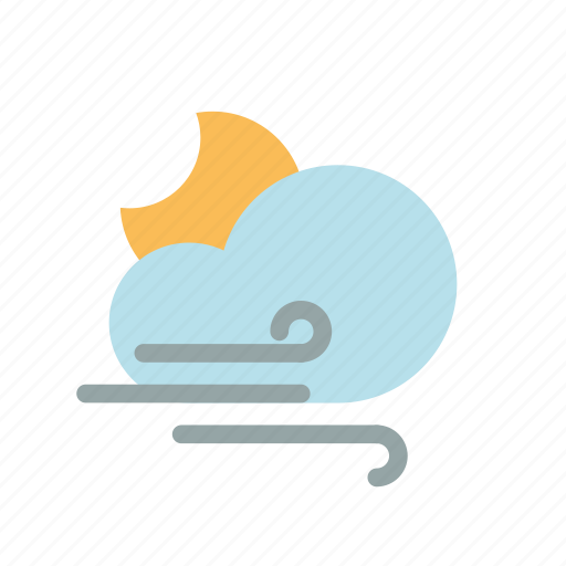 cloud, forecast, ui icon