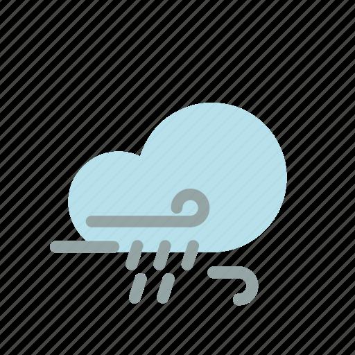 rain, ui, weather icon
