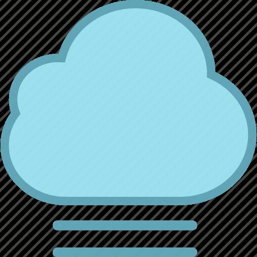 cloud, fog, weather icon