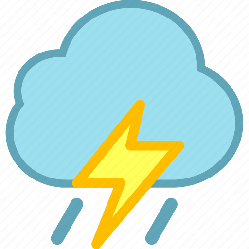 cloud, rain, shower, weather icon