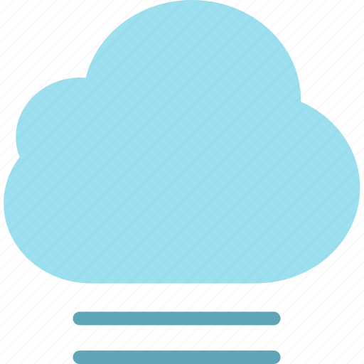 clouds, fog, fogs, weather icon